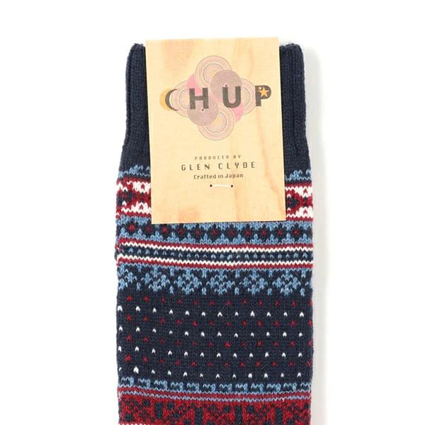 チュプ ソックス CHUP 靴下 ceret セレット メンズ レディース 日本製