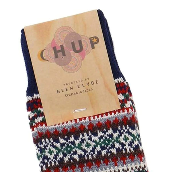 チュプ ソックス CHUP 靴下 BOTHAR ボーハル メンズ レディース 日本製 コットン