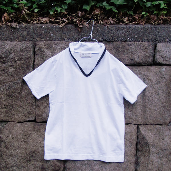 OCEAN UNION / スキッパーTシャツ