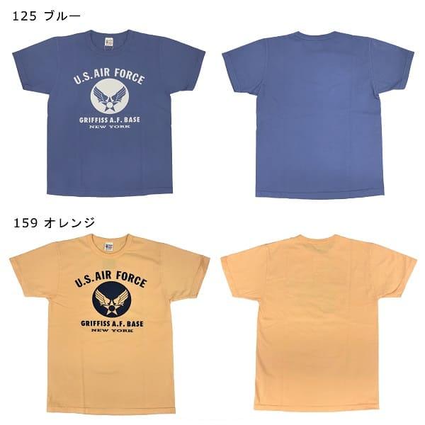 """Lot No_BR78015 / BUZZ RICKSON'S / S/S T-SHIRT """"U.S. AIR FORCE / Tシャツ"""