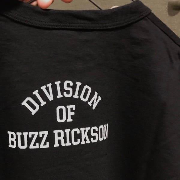BUZZ RICKSON'S × PEANUTS / S/S T-SHIRT