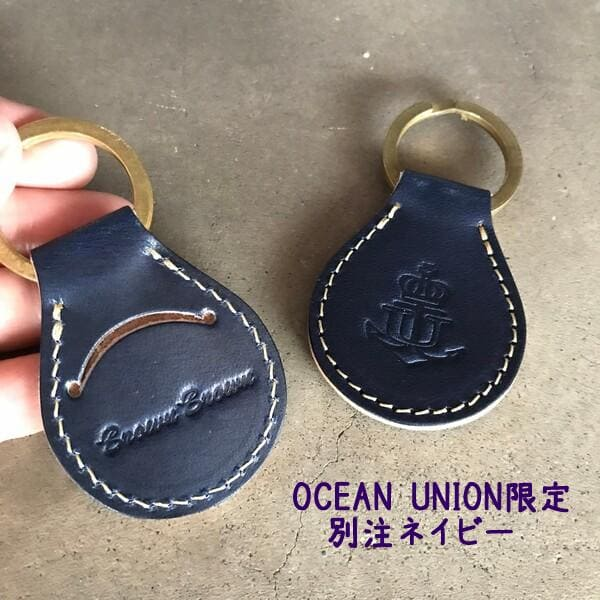 BrownBrown (ブランブラン) / OCEAN UNION 刻印付き 別注ワンコインケース