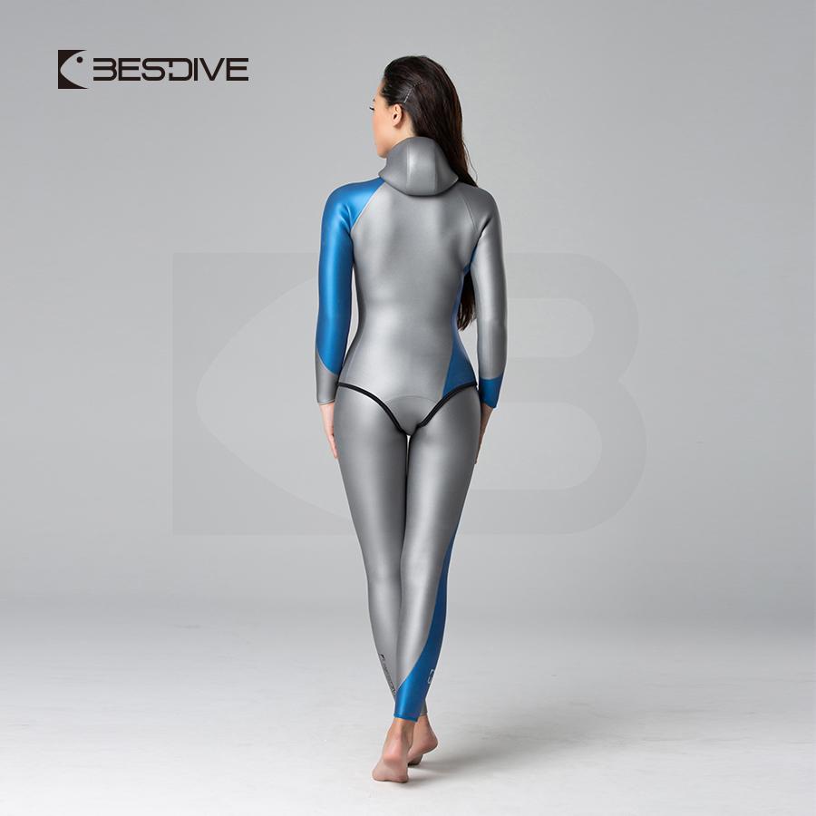 BESTDIVE ストリームラインSCS シルバー/ブルー