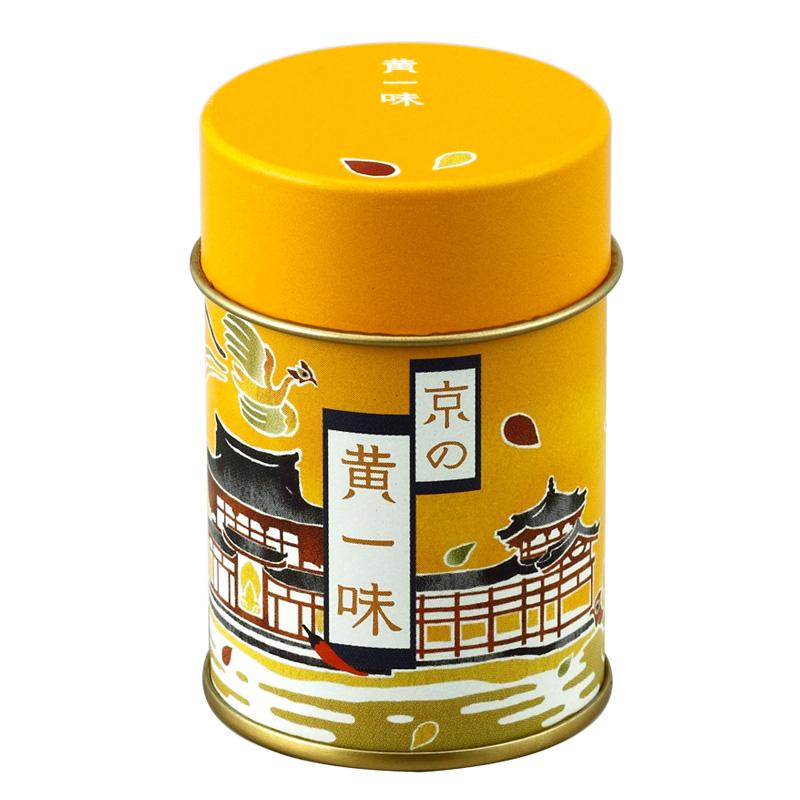 黄一味 缶入り