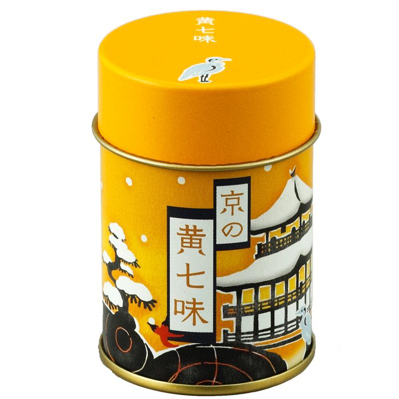 黄七味 缶
