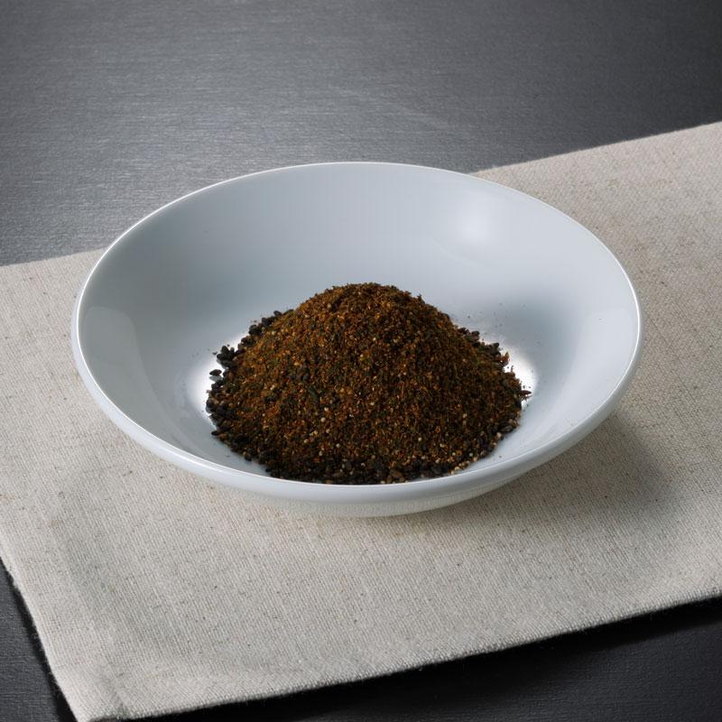 京の黒七味 豆袋
