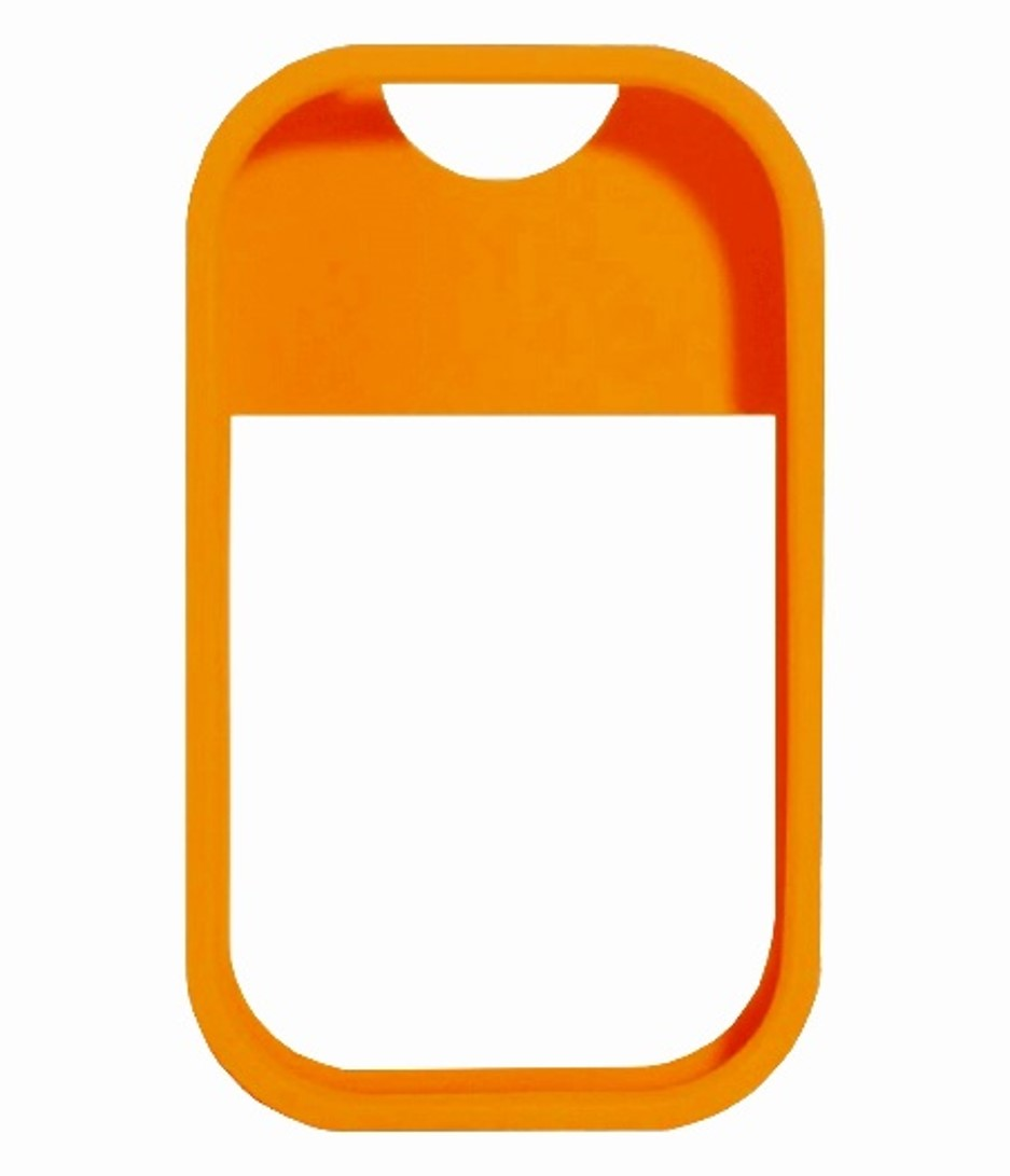 MISTIS SANITIZER専用保護ケース MISTIS BUMPER ORANGE(オレンジ)