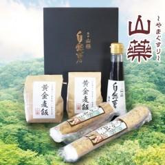 【箱根自然薯の森 山薬】 自然薯セット
