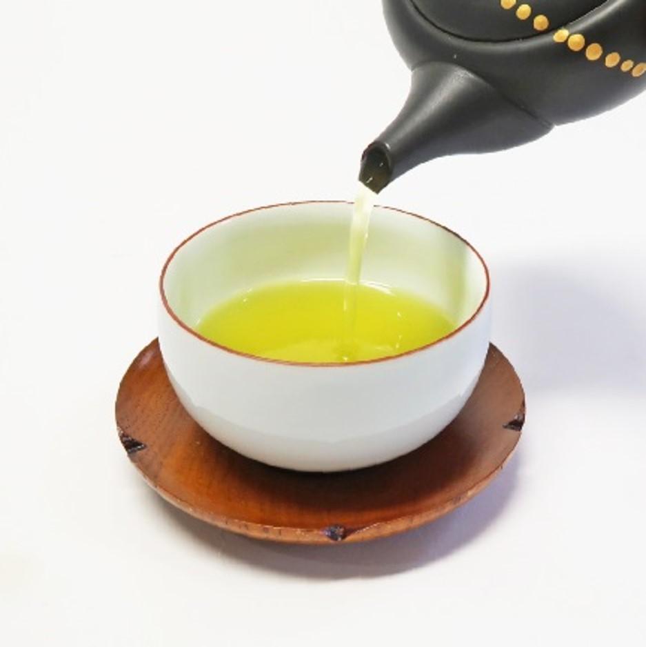 【茶・海苔ギフト】 CH-500 深蒸し煎茶2缶・有明海産 海苔1缶セット