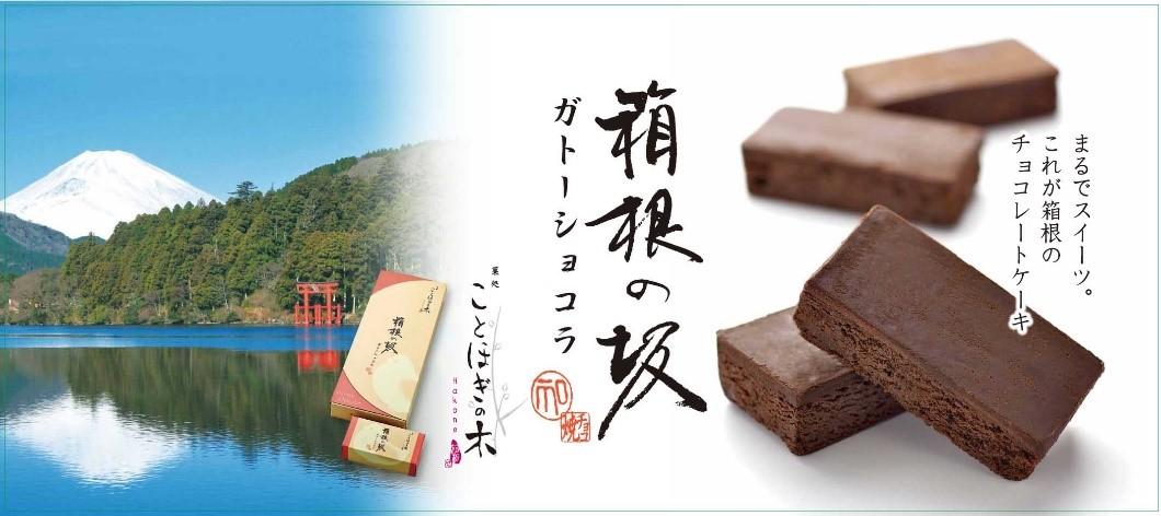 【ことほぎの木】 箱根の坂ガトーショコラ 5個入