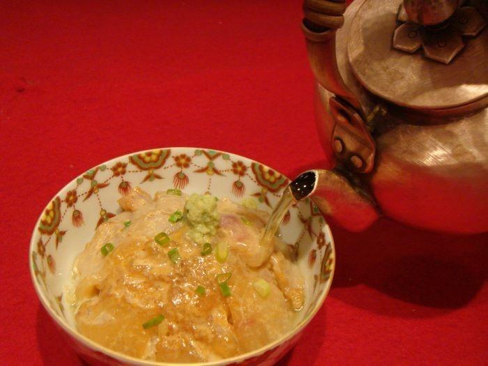 鯛茶漬けセット(1人前)