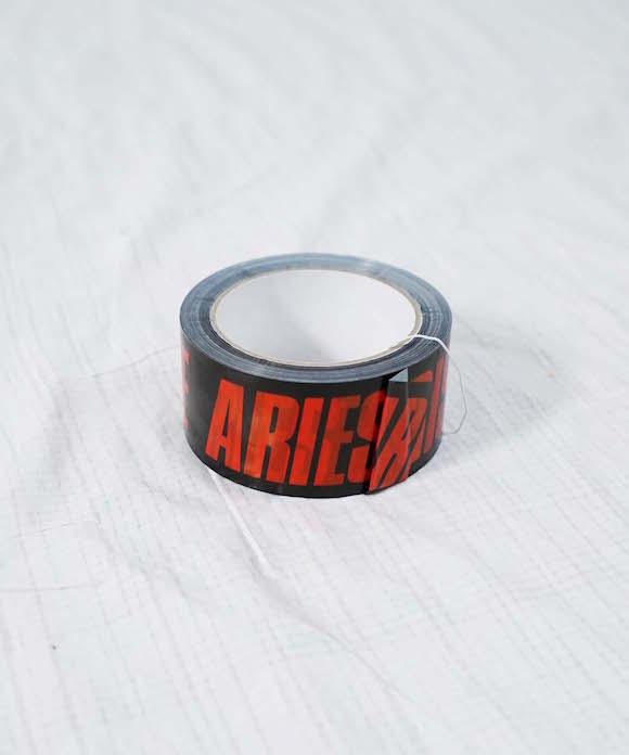 """ARIES TAPE ARIES """"BLACK/RED"""""""