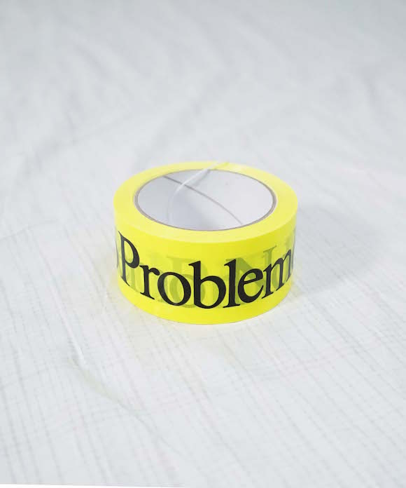 "ARIES TAPE NO PROBLEMO ""YELLOW"""