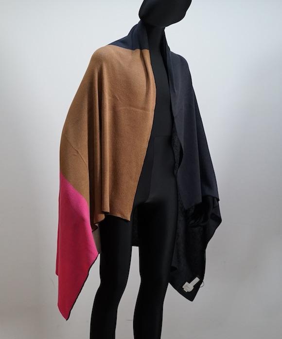 """NOWHAW HOMESICK """"golden rectangle"""" stall(blanket) #pink desert"""