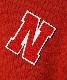 """NEON SIGN LETTERED WAPPEN """"N"""" """"RED"""""""