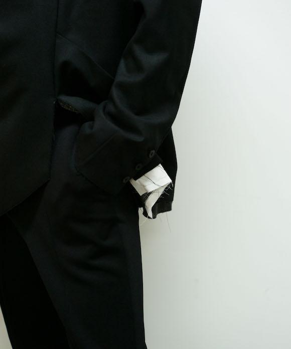"""LEH NoCollar Asymmetry Jaket """"BLACK"""""""
