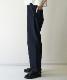 """【LIMITED SALE】order loose denim pants one wash """"indigo"""""""