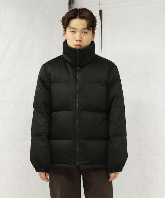 "KAIKO DOWN JACKET ""BLACK"""