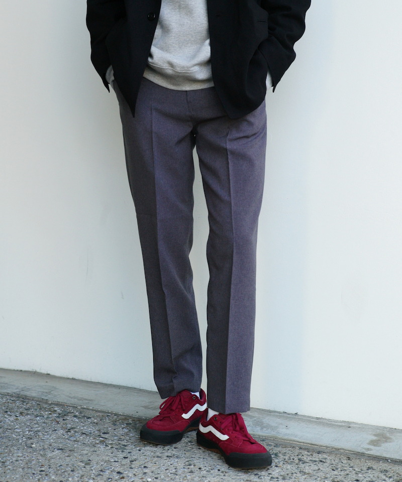 """「LIMITED SALE」 order tight trouser """"gray"""""""