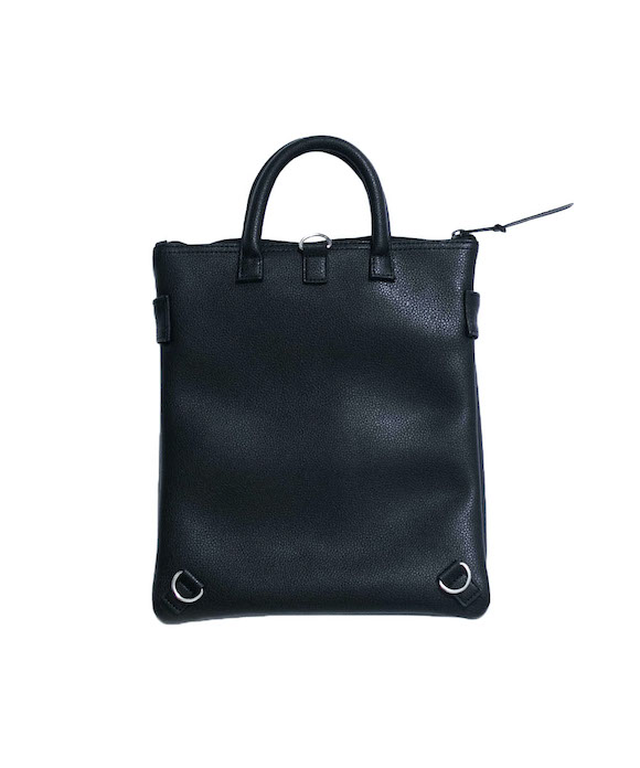 "KAIKO HELMET 3WAY SHOULDER BAG ""BLACK"""