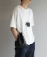 """【SOLD OUT】ED ROBERT JUDSON FRAME PURSE WITH POUCH """"BLACK"""""""