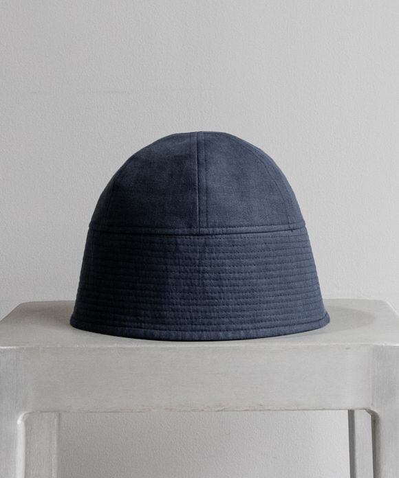 """【LIMITED SALE】KAIKO NAVAL HAT """"CHARCOAL"""""""