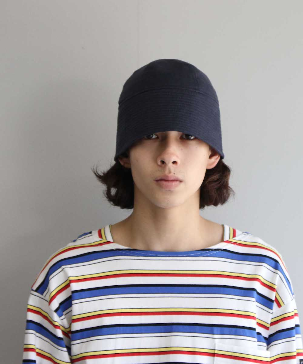 """【LIMITED SALE】KAIKO NAVAL HAT """"NAVY"""""""