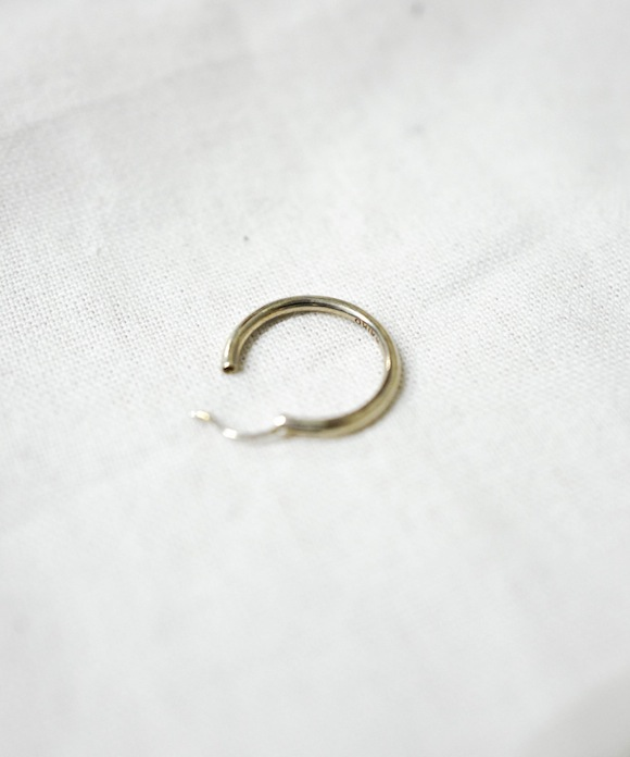 【SOLD OUT】KAIKO THE PIERCE SILVER