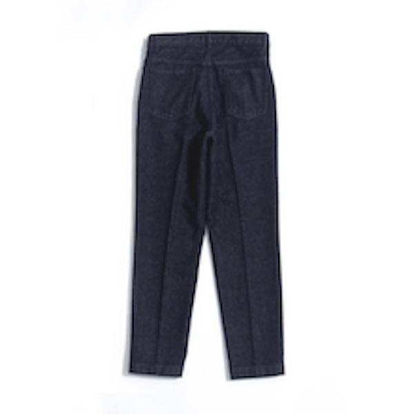 "「LIMITED SALE」 order tight denim pants one wash ""black"""