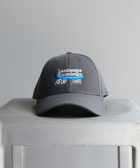 """【SOLD OUT】BLUFCAMP CAP """"GRAY"""""""