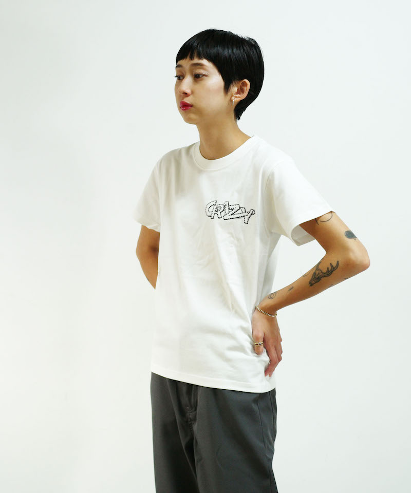 """order """"crazy"""" tee by phingerin """"white"""""""
