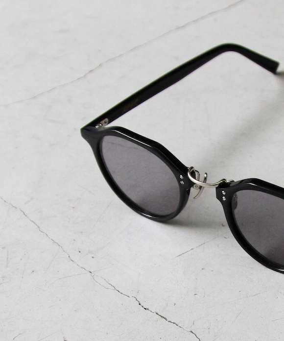 """【SOLD OUT】A.D.S.R. SATCHMO """"Shiny Black / Silver (Lt.Gray)"""""""