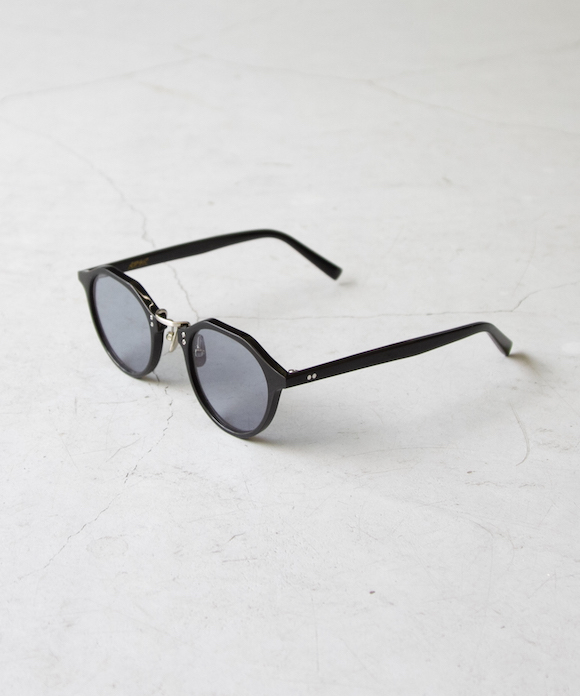 """【SOLD OUT】A.D.S.R. SATCHMO """"Shiny Black / Silver (Lt.Blue)"""""""