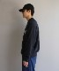 """【SOLD OUT】BLUFCAMP HIGH GAUGE COTTON SWEATER  """"Navy"""""""