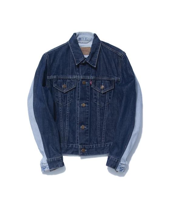 "BLESS The maryam nassir zadeh jean jacket ""INDIGO"""