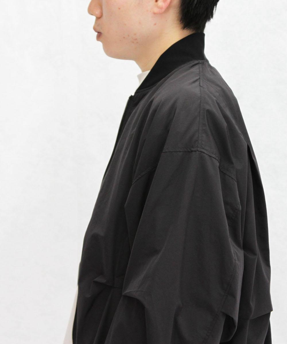 "【SOLDOUT】N.HOOLYWOOD MA-1 BLOUSON ""BLACK"""