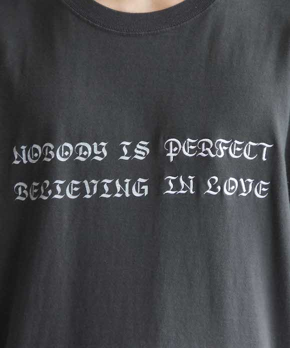 """KAIKO NOBODY IS PERFECT BELIEVING IN LOVE """"S.BLACK"""""""