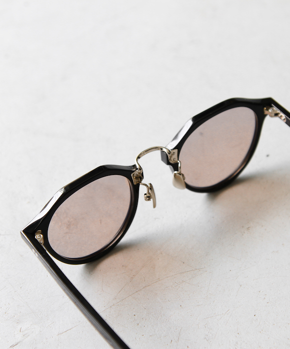 """【SOLD OUT】A.D.S.R. SATCHMO """"Shiny Black / Silver (Lt.Brown)"""""""