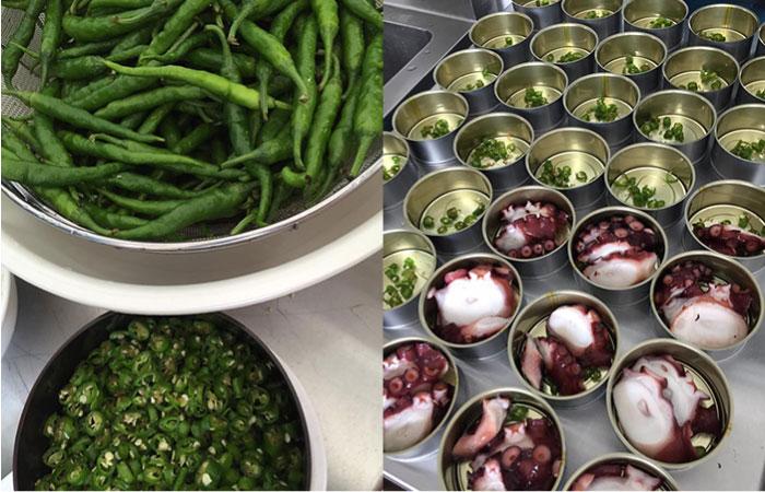 タコの醤油麹煮|魚市場キッチン缶詰シリーズ|防災備蓄食品にも