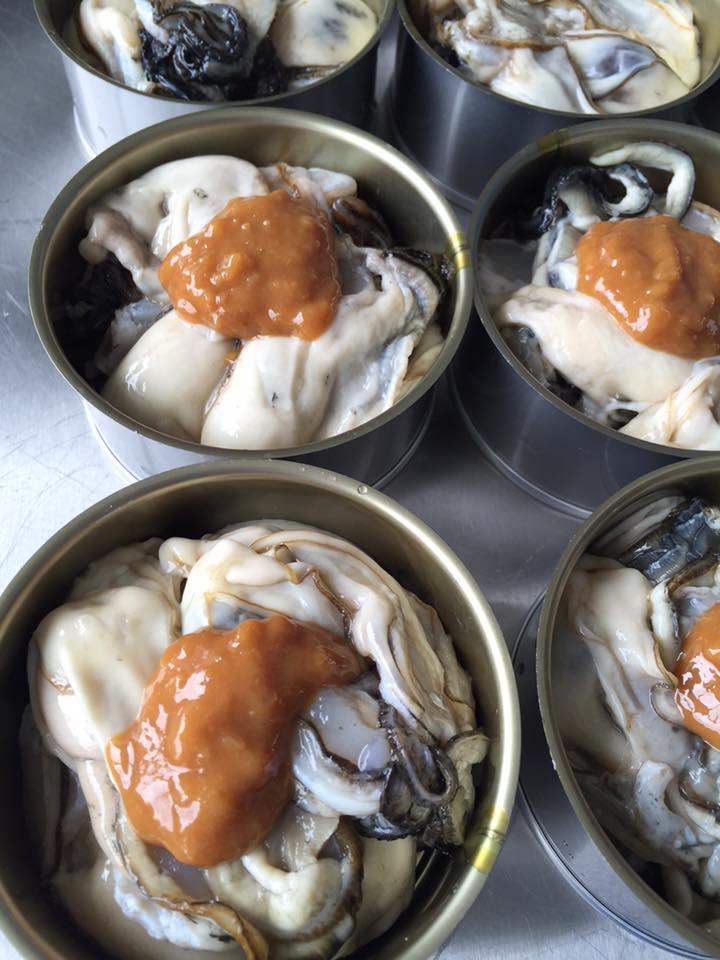 カキの醤油麹煮|魚市場キッチン缶詰シリーズ|防災備蓄食品にも