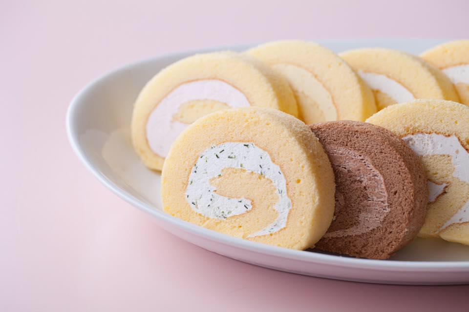 絆ロールケーキ、ふわふわ生地なめらかクリーム|パティスリークリコ