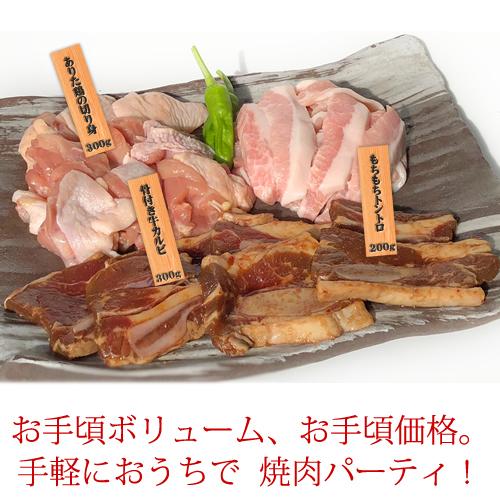 秀撰焼肉セット[800g]