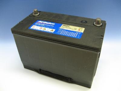 【車中泊使用におすすめ】160Wシステムセット(鉛バッテリー105Ah/インバータ正弦波1500W)