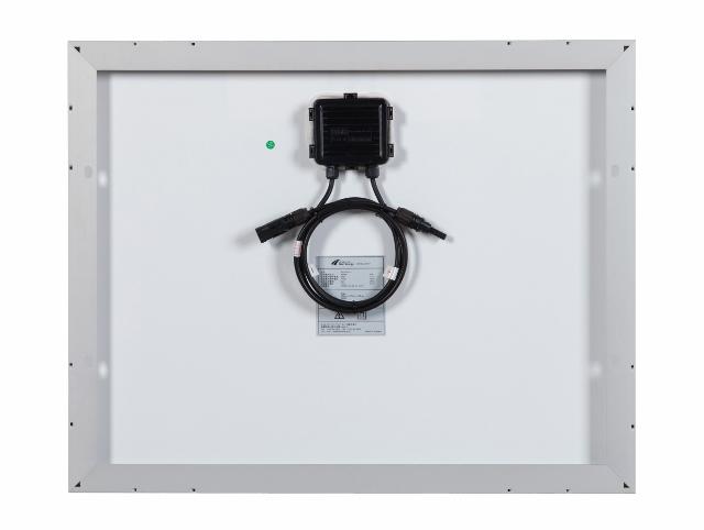 太陽光パネル50W+コントローラセット【SA】