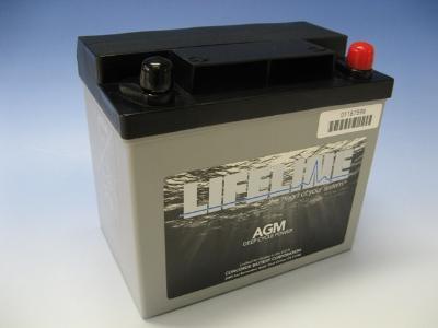 ディープサイクルバッテリー(33Ah/20h) LIFELINE GPL-U1T