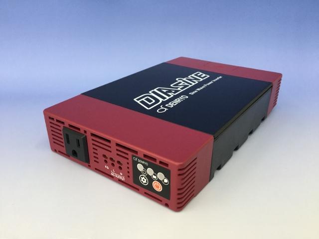 【正弦波】DCACインバータ150W GD150-NA112 / 12V入力