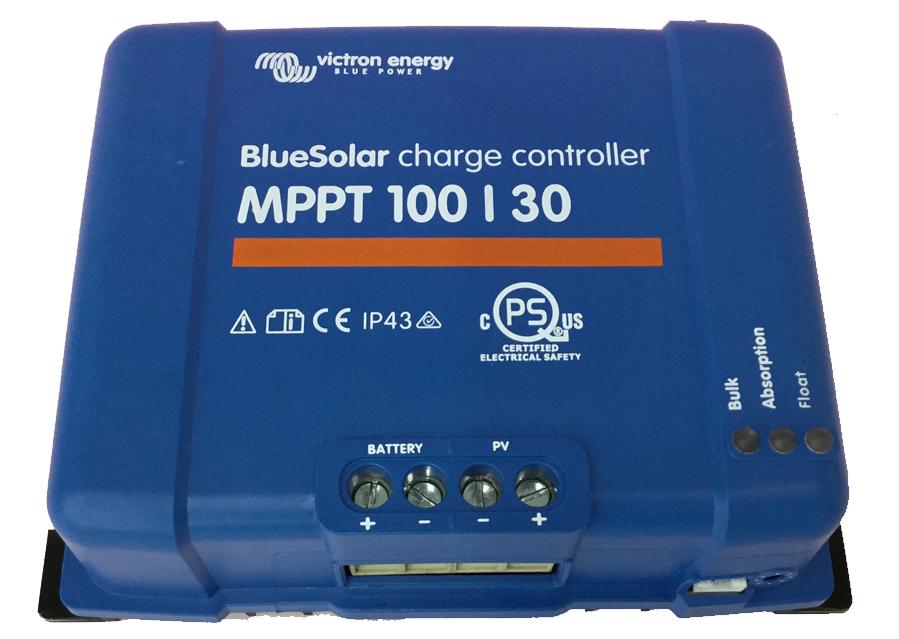 MPPT充電コントローラ BS-MPPT100/30 【24V充電】
