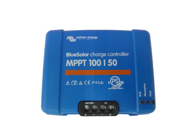 MPPT充電コントローラ BS-MPPT100/50 【24V充電】