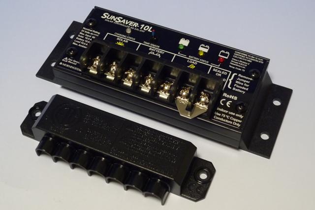 【24V用】充電コントローラ SS-10L-24V