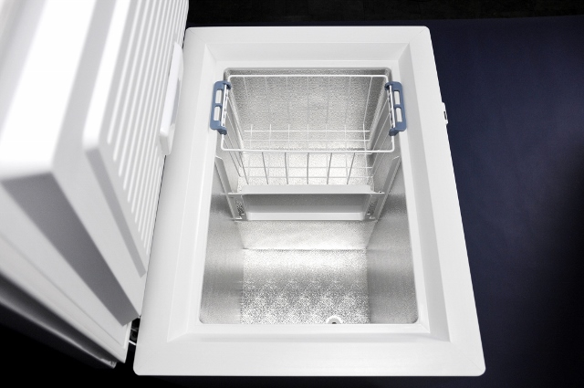 冷凍冷蔵庫 ストッカータイプ166L / 直流12V・24V用 【省電力】
